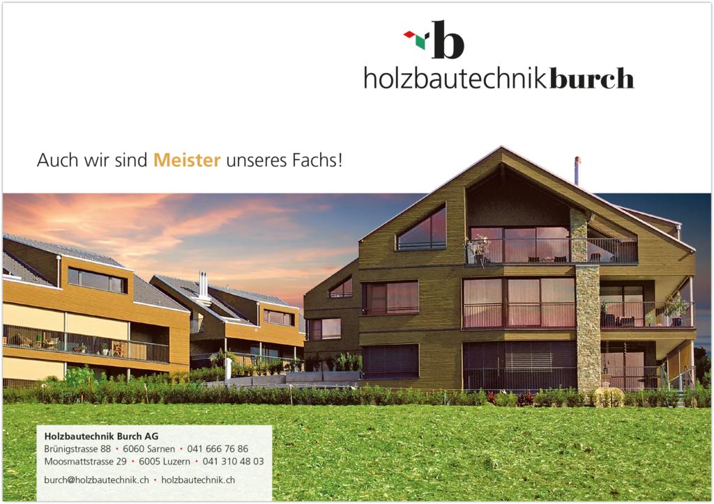 Inserat Schweizerische Holzspaltmeisterschaft