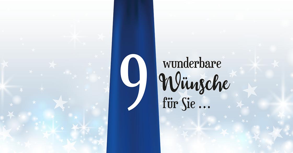 9 Wünsche