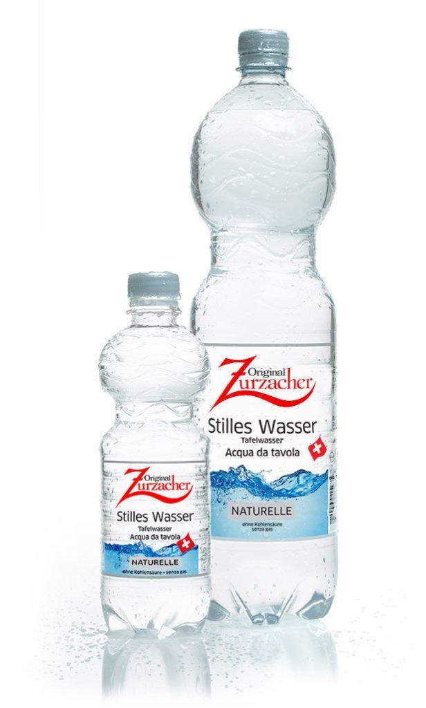 Mineralwasser naturelle