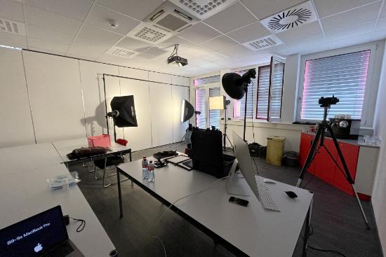 dpd fotoshooting setup